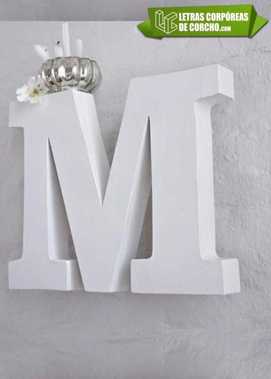 Letras corcho para promociones y rebajas - Letras de decoracion ...